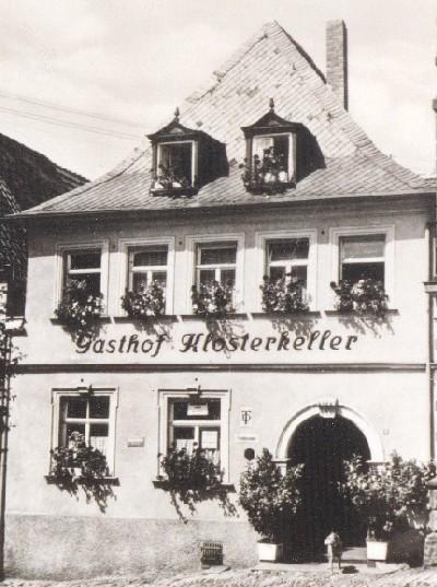 in der historischen Altstadt